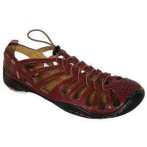 Jambu Bath Vegan Barefoot Sandals size 7
